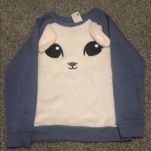 NWT Justice Sweatshirt